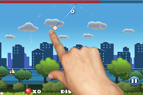 Screenshot Home Run Pro – Baseball